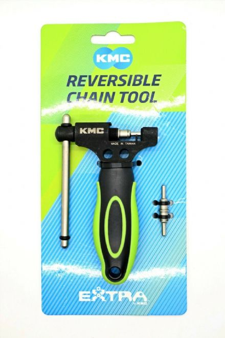 KMC Bike Chain Breaker Rivet Link Extractor Tool for Single to 12 Speed Chains